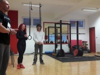 "Nikolaj Pešalov i Milijana De Mori održali seminar u požeškom Powerlifting klubu ""Body Art"""