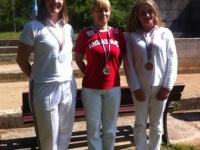 Maja Grdiša osigurala plasman na Međunarodni kup u Innsbrucku u samostrelu field