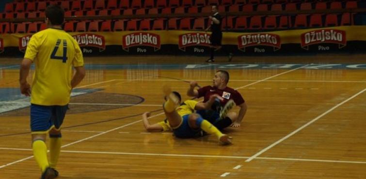 Odigrane utakmice 11. kola 1. Županijske malonogometne lige