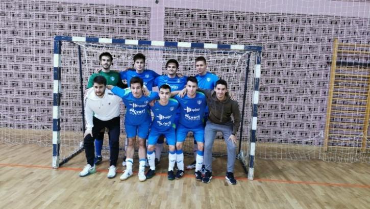 Juniori MNK Autodijelovi Tokić odigrali neodlučeno na gostovanju kod NG Unitas u 5. kolu 2. HMNL - Istok