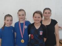 Marta Šipek (STK Požega) prva na turniru TOP 8 za najmlađe kadetkinje Zapadne Slavonije