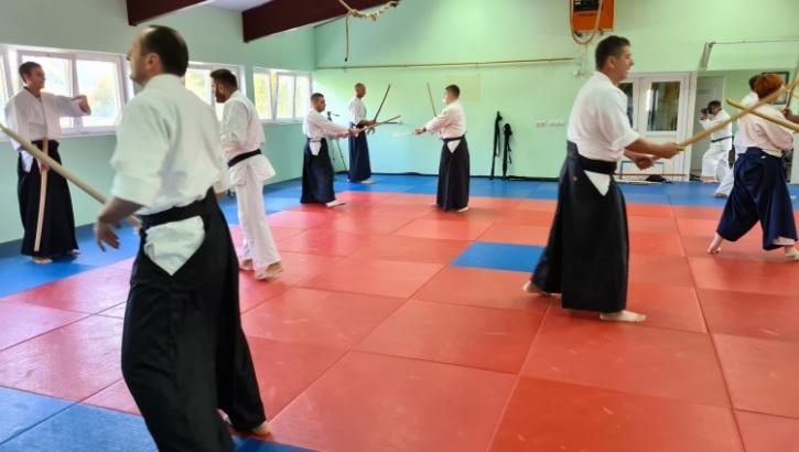 """U Požegi održan Aikido susret u organizaciji Hrvatskog Aikido saveza i Aikido kluba """"Aikikai Požega"""""""