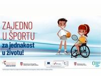 """Početna konferencija projekta """"Zajedno u sportu"""" održat će se u ponedjeljak, 19. 11. 2018. u 10,00 sati u prostorijama Hrvatske gospodarske komore u Požegi"""