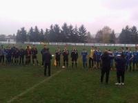 Kadeti Slavonije u finalu Županijskog nogometnog kupa poraženi od Slavije (Pleternica)