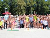 Svečano otvorena Škola plivanja Požeškog športskog saveza, upisi traju do kraja tjedna