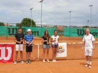 Teniski klub Požega organizirao Otvoreno prvenstvo Požege za igrače i igračice do 14 godina