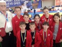 Džudaši Judokana osvojili 5 medalja na Međunarodnom turniru u Sarajevu