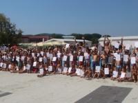 Demonstracijom stečenih znanja i dodjelom diploma završila Škola plivanja Požeškog športskog saveza za 2018. godinu