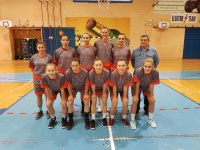 Plamene uvjerljivo pobijedile Brod na Savi (Slavonski Brod) 10. kolu 1. Hrvatske ženske košarkaške lige