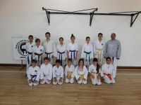 Članovi Karate - do kluba Požega obavili polaganja za pojaseve