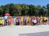 U školu plivanja Požeškog športskog saveza upisano 348 polaznika, dodjela diploma je u petak, 21. srpnja