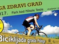 4. Biciklijada grada Požege održat će se u subotu, 27. svibnja 2017.