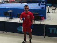 Boksač Graciana Ilija Marijanović nastupio za Hrvatsku reprezentaciju