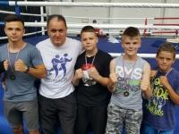 Boksači Graciana osvojili 4 medalje na Pojedinačnom prvenstvu Hrvatske za mlade dobne skupine