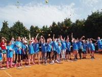 Teniski klub Požega organizira zimsku dječju ligu za polaznike sportskih programa kluba.