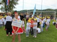 Dječji vrtić Cvjetna livada Požega osvojio prvo mjesto na 15. Olimpijskom festivalu Dječjih vrtića