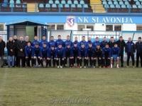 Nogometaši Slavonije počeli pripreme za proljetni nastavak prvenstva 3. Hrvatske nogometne lige - Istok