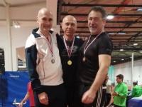 Članovi Atletskog kluba Požega osvojili 9 medalja na Prvenstvu Hrvatske za veterane
