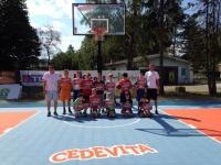 Završio prvi dio ljetnog košarkaškog kampa KK Požega