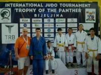 Članovi Judokana osvojili tri medalje na Međunarodnom turniru u Bijeljini (BiH)