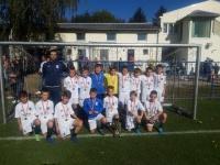 Početnici Slavonije osvojili 9. Memorijalni nogometni turnir Drago Ribić