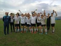 Kadeti Slavonije pobjedom nad Slavijom osvojili Županijski nogometni kup