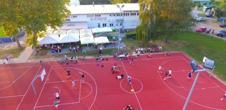 "U subotu, 18. kolovoza 2018. na Sportsko - rekreacijskom centru održat će se košarkaški turnir ""3na3"""