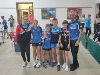 Mladi članovi Stolnoteniskog kluba Požega nastupili na turniru u Nuštru