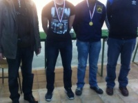 Davor Požega osvojio 2. mjesto na 8. kupu u gađanju zračnim oružjem u Valpovu