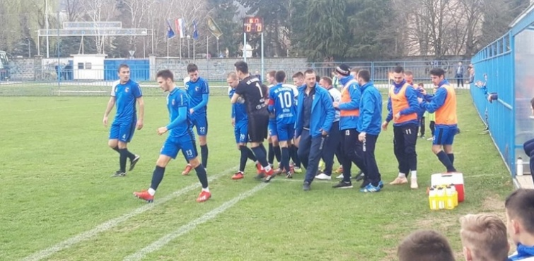 Slavonija pobijedila Koprivnicu u 18. kolu 3. Hrvatske nogometne lige - Istok