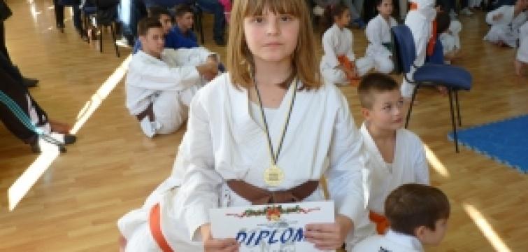 Članovi Karate - do kluba Požega uspješni na turniru u Brčkom